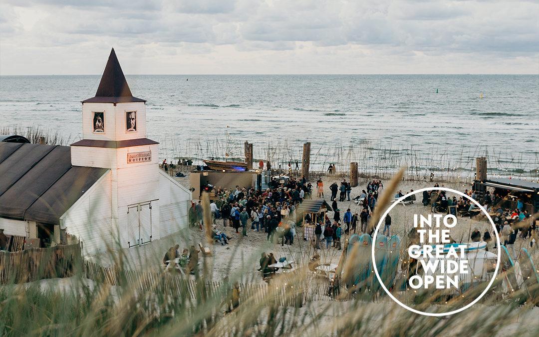 Perscontact voor duurzaamheidsprogramma festival (2018)