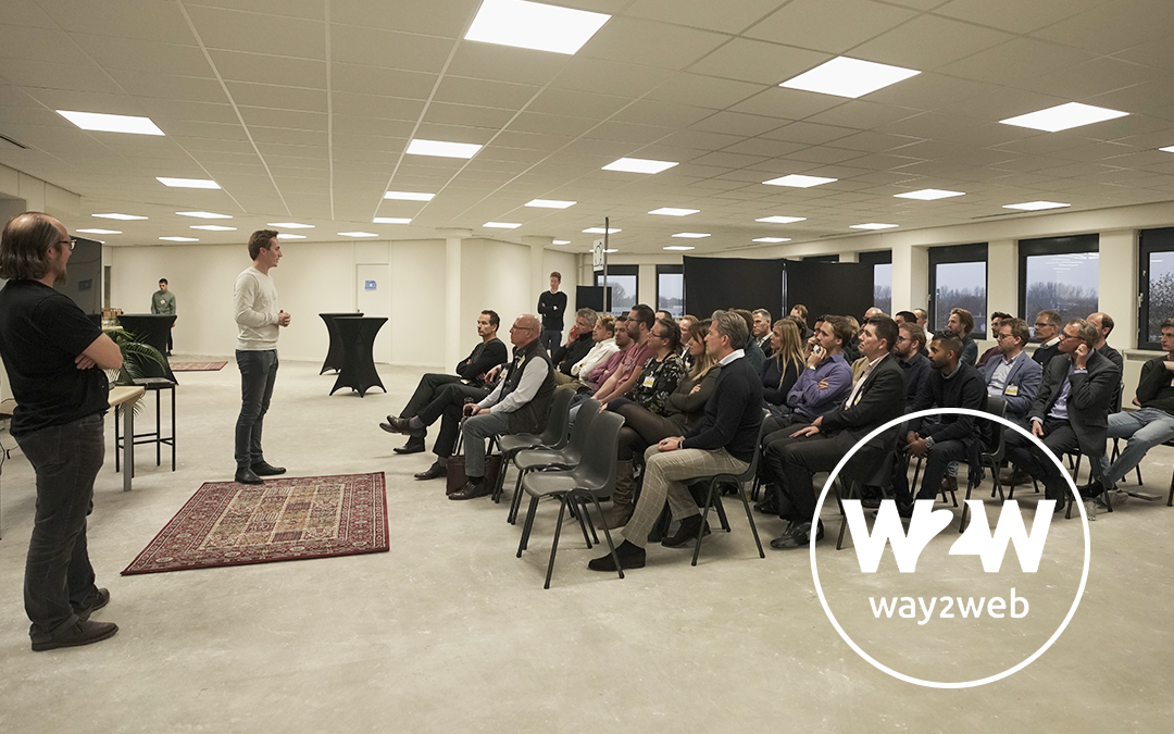 Content creatie voor Way2Web (2018)